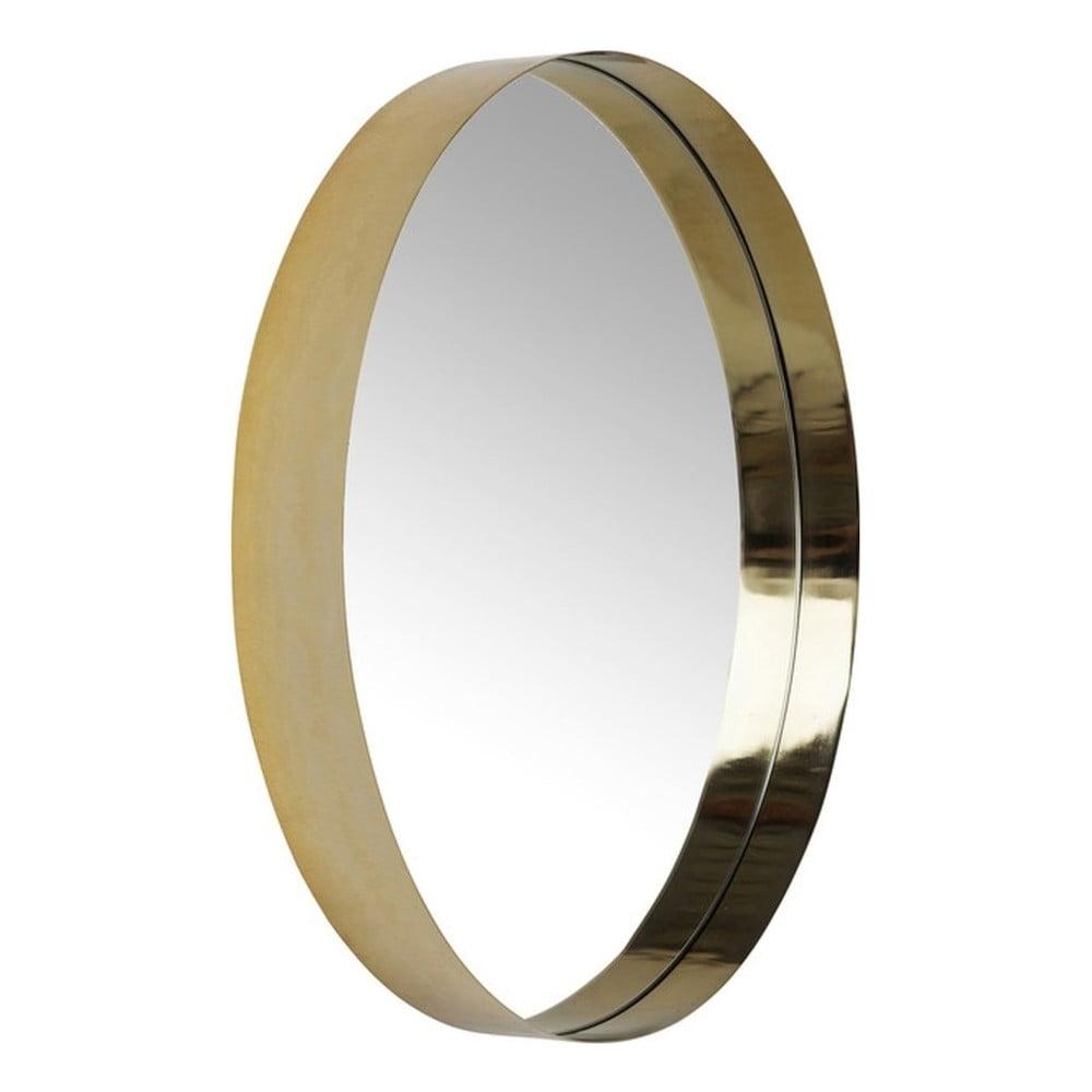 Nástěnné kulaté zrcadlo Kare Design Luna, Ø 61cm