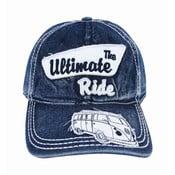 Baseballová čepice The Ultimate Ride, modrá