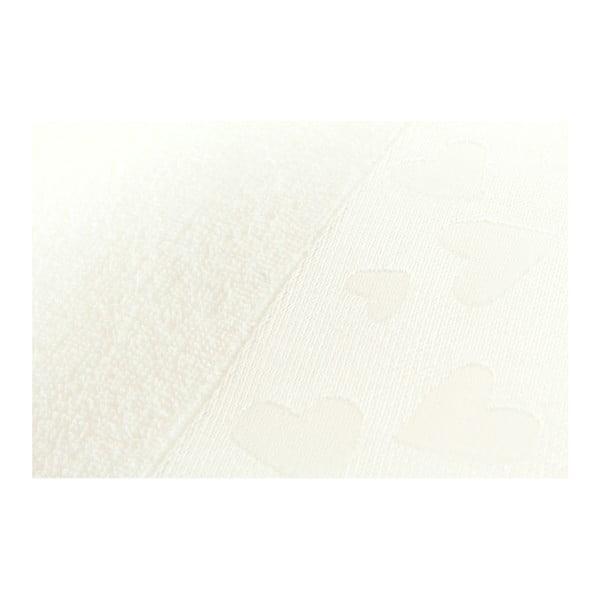 Sada 2 osušek Kalp Ecru, 50x90 cm