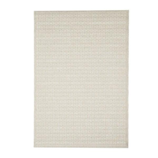 Krémový vysoce odolný koberec Webtappeti Stuoia,155x230cm