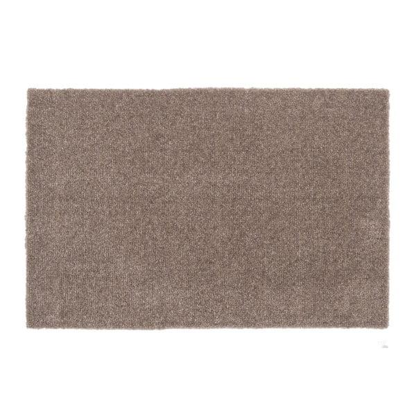 Hnědobéžová rohožka tica copenhagen Unicolor, 40x60cm