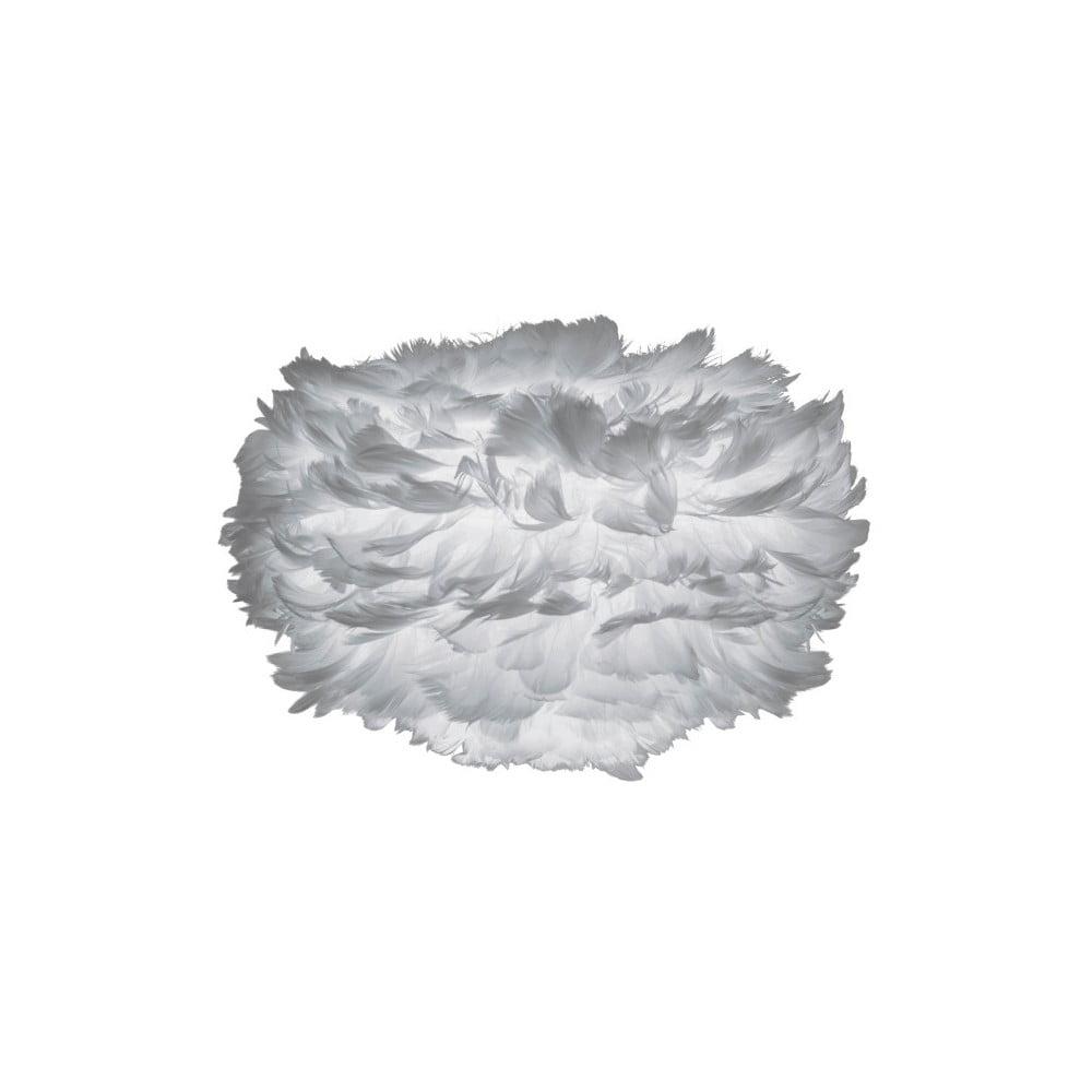 Šedé stínidlo z husího peří VITA Copenhagen EOS, Ø35cm
