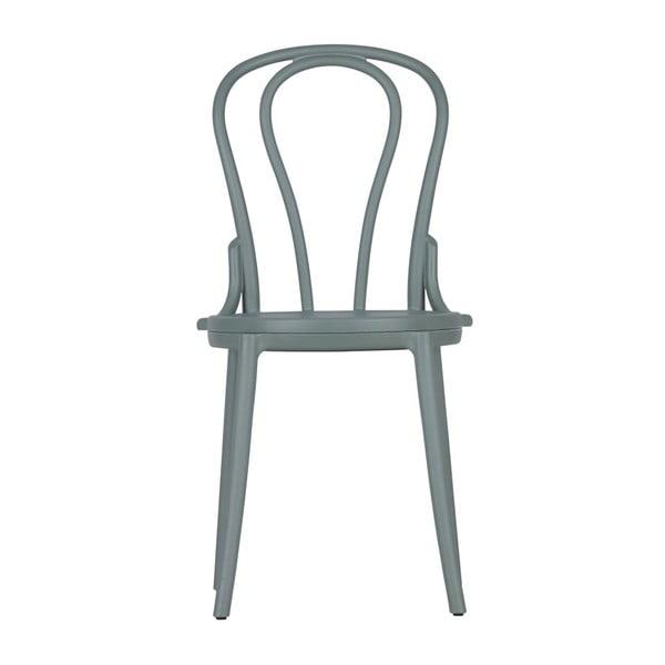 Sada 2 zelených židlí De Eekhoorn Bibi