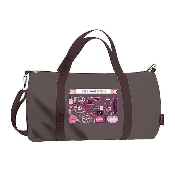 Cestovní taška Lady Hipster