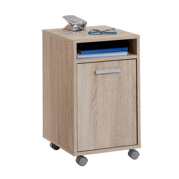 Kancelářské zásuvky v dekoru dubového dřeva 13Casa Laurenz