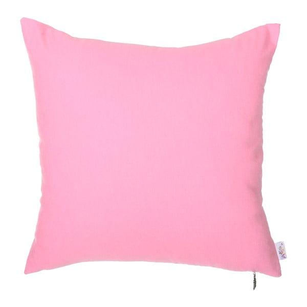 Povlak na polštář Apolena Denise 40x40cm, růžový