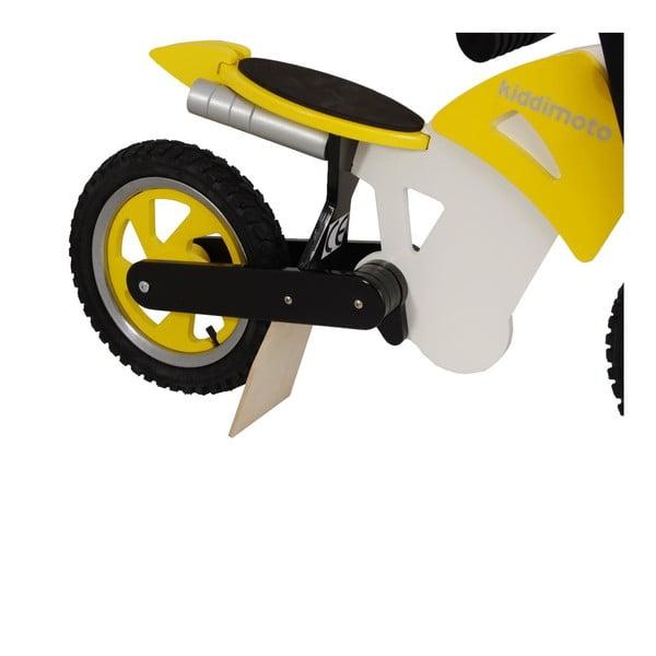 Odrážedlo Scrambler Yellow