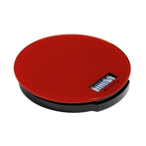 Červená kuchyňská digitální váha Premier Housewares Zing