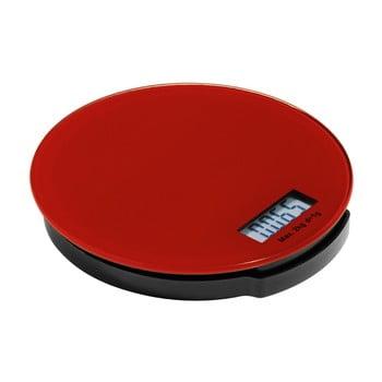 Cântar de bucătărie digital Premier Housewares Zing, roșu de la Premier Housewares