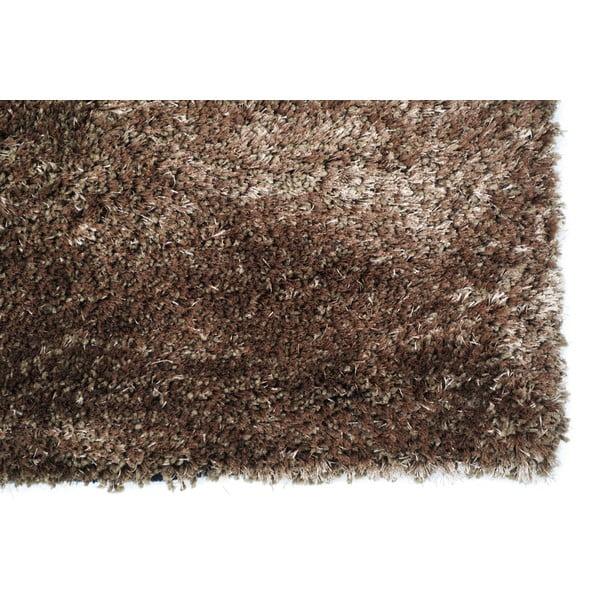 Ručně tuftovaný koberec Monaco Taupe, 120x170cm