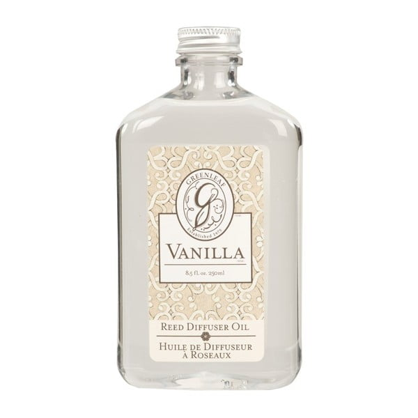 Vonný olej do difuzérů Greenleaf Vanilla, 250ml