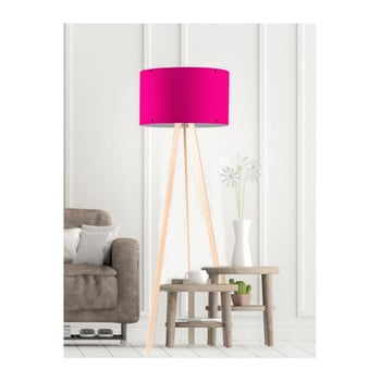 Lampadar Simple, roz închis de la Unknown