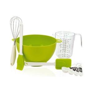 Praktický set na pečení, zelený