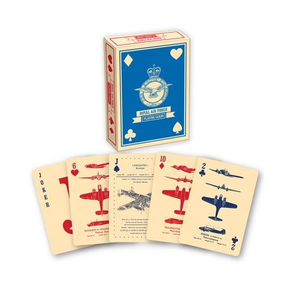 Hrací karty Royal Air Force