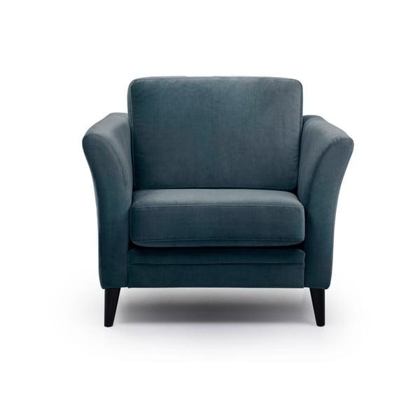 Eden sötétkék fotel - Softnord