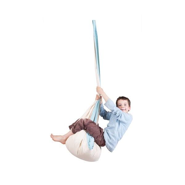 Houpací síť pro děti Joki, modrá