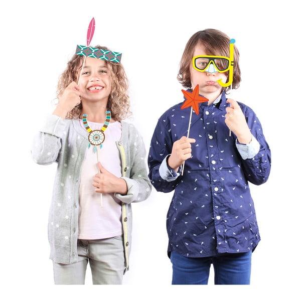 Doplňky na party Photobooth Kids