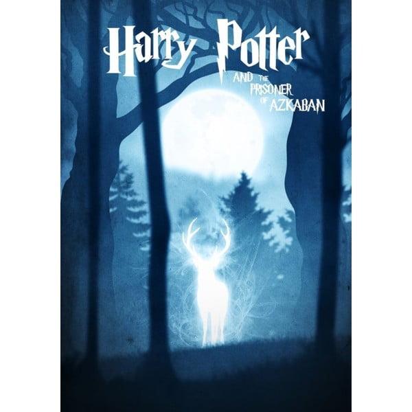 Harry Potter 13 poszter, 30 x 40 cm - Blue-Shaker