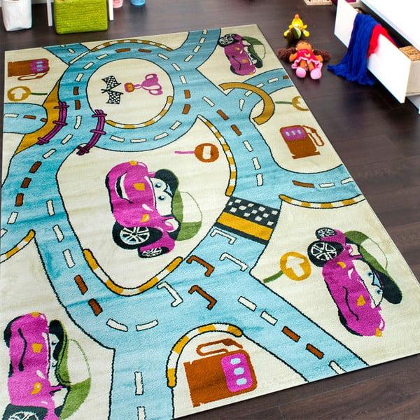 Dywan dziecięcy Pinullo Cars, 120x170 cm