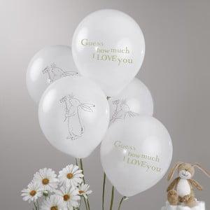 Sada 8 balónků Neviti Guess How Much