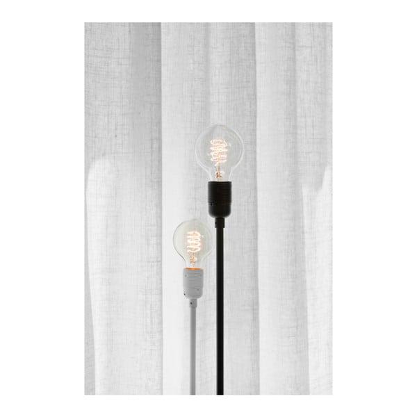 Bílá stojací lampa Bulb Attack Uno Basic