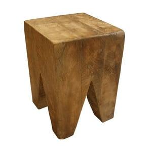 Stolička z teakového dřeva HSM Collection Too