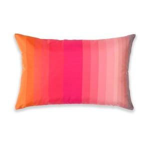 Polštář Stripes Dragonfruit/Pink, 60x40 cm