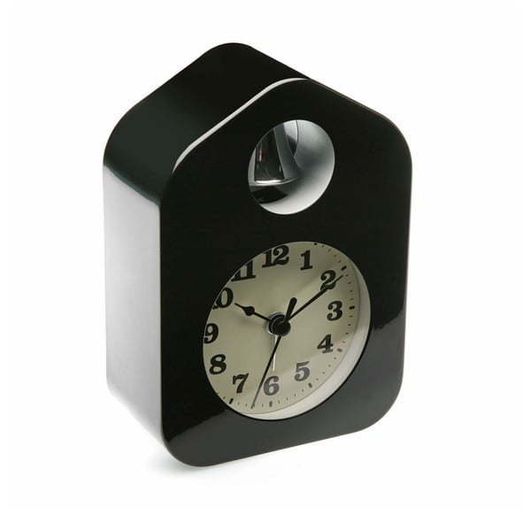 Ceas cu alarmă Versa Despertador, negru