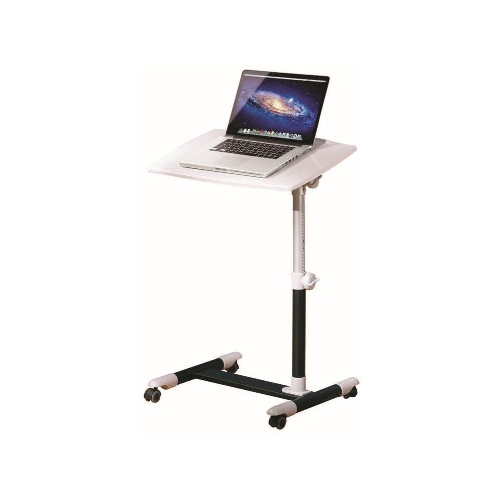 Bílý stolek na notebook 13Casa Office