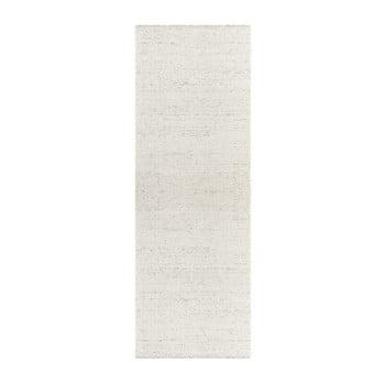 Traversă Elle Decor Passion Orly, 80 x 200 cm, crem de la Elle Decor