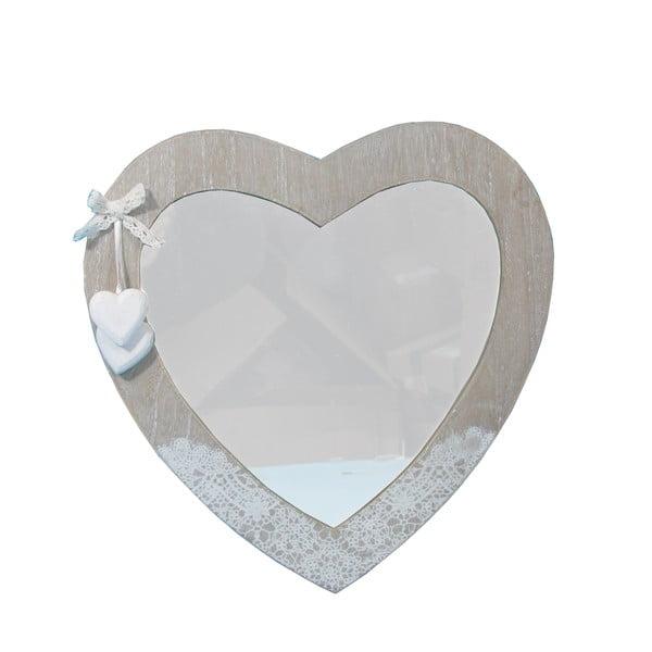 Zrcadlo ve tvaru srdce Bolzonella