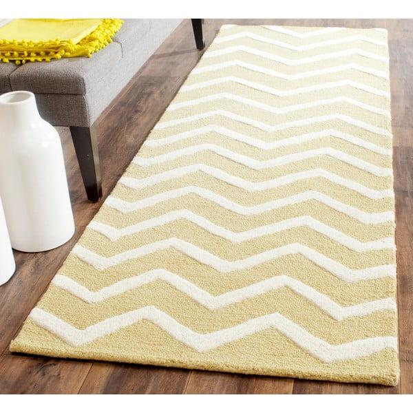 Vlněný koberec Safavieh Edie, 152x243 cm