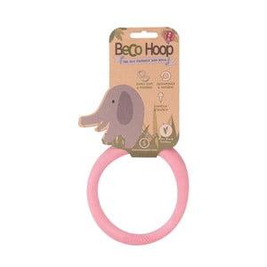 Hračka pro psa Hoop Small, růžová