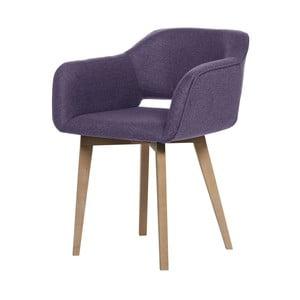 Fialová jídelní židle My Pop Design Oldenburg