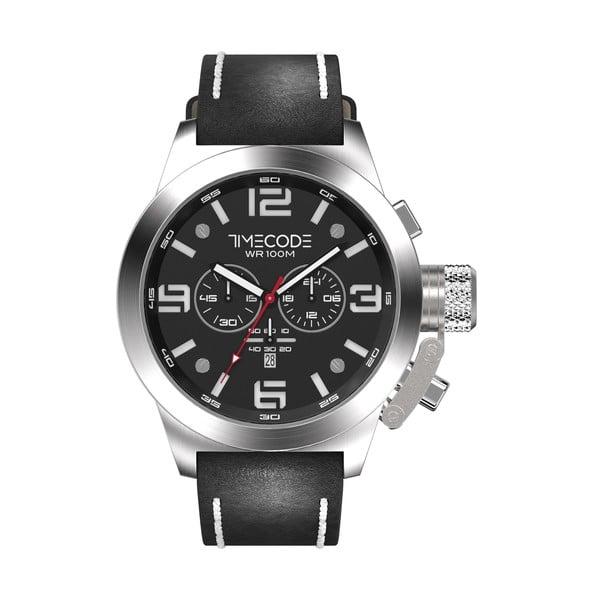 Pánské hodinky Nations 1945, Metallic/Black