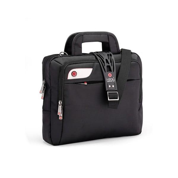 Taška na notebook i-stay Ultra, černá