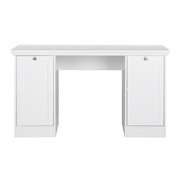 Bílý psací stůl 13Casa Claire