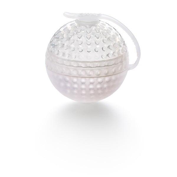 Transparentní silikonová forma ve tvaru koule Lékué Mold
