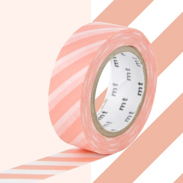 Washi páska MT Masking Tape Ariel, návin10m