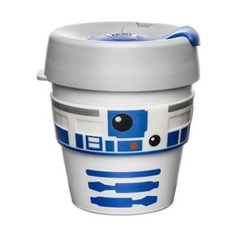 Cană de voiaj cu capac KeepCup Star Wars R2D2, 227 ml imagine