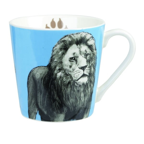 Cană Churchill China Couture Kingdom Lion, 325 ml