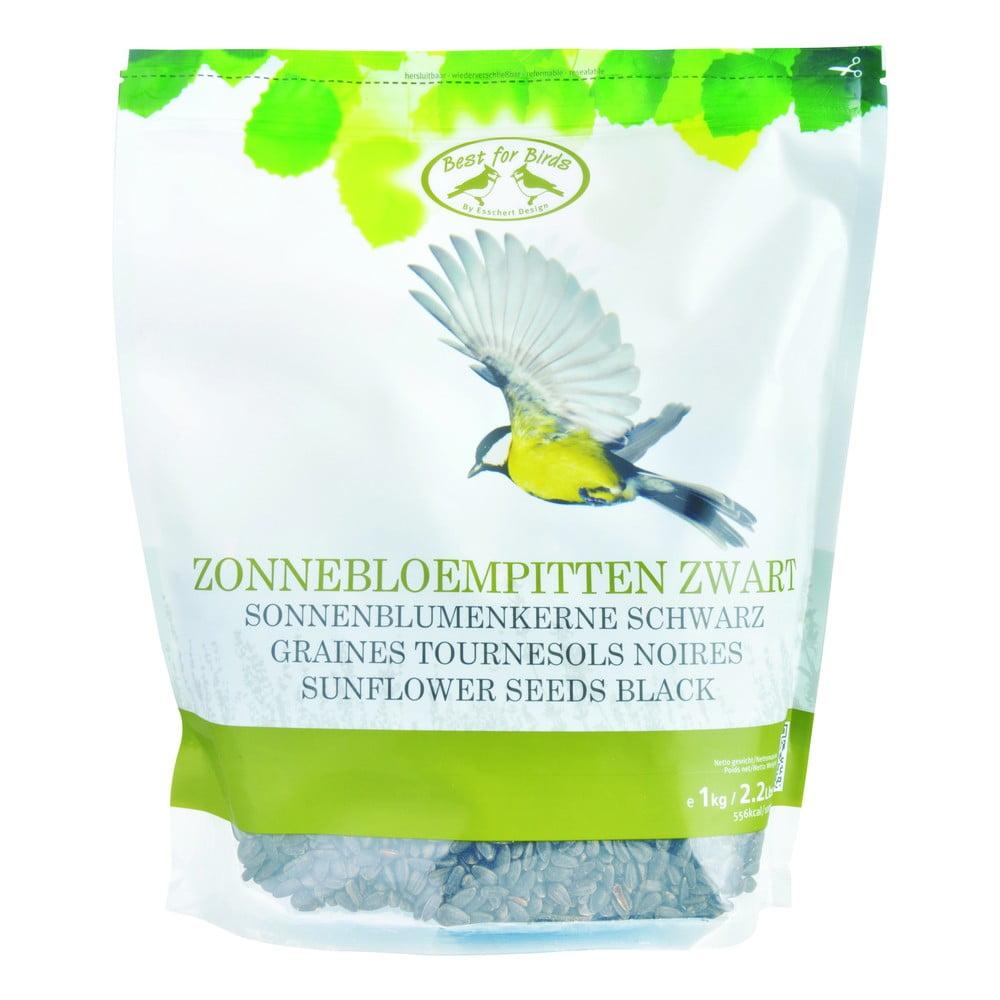 Balení slunečnicových semínek pro ptactvo Esschert Design, 1kg