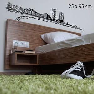 Samolepka Barceloneta, 95x25 cm