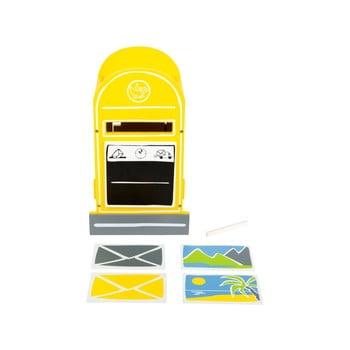 Cutie poștală din lemn pentru copii Legler Mailbox imagine