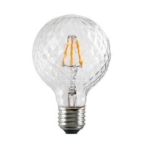 Bec cu LED Bulb Attack GLOBE Clear Crystal Linear, 5,5 W