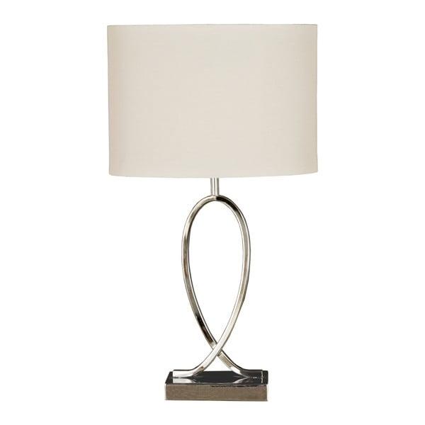 Bílá stolní lampa Scan Lamps Posh