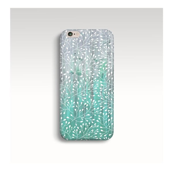 Obal na telefon Wood Blossom III pro iPhone 5/5S