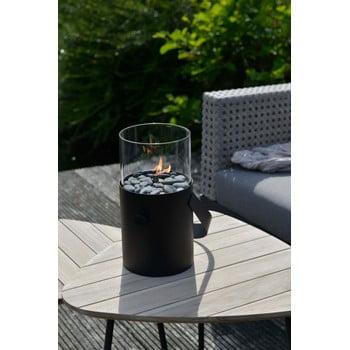 Lampă pe gaz Cosi Original, înălțime 30 cm, negru