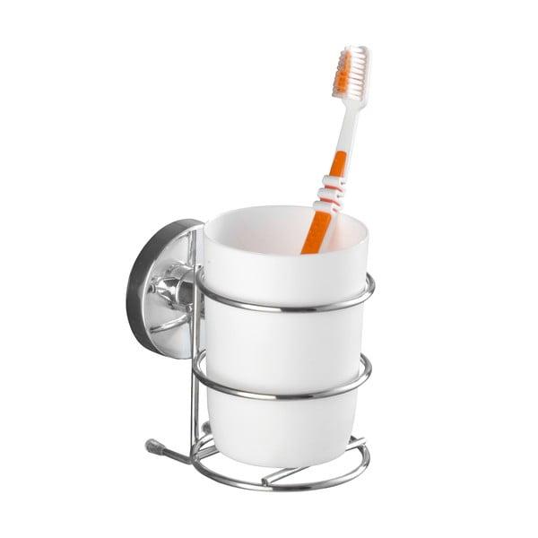 Vacuum-Loc öntapadós fogkefetartó, 11,5 x 7,5 cm - Wenko