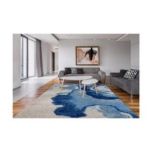 Covor brodat manual Arte Espina Damast 100, 80x150cm